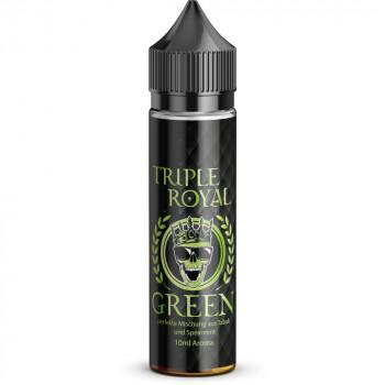 Triple Royal Green 10ml Longfill Aroma Triple L