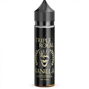 Triple Royal Vanilla 10ml Longfill Aroma Triple L