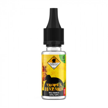 Tropenhazard Wild Mango 10ml Liquid by BangJuice