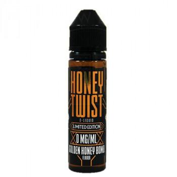 Golden Honey Bomb (Limited Edition) 50ml Shortfill Liquid by Twist e Liquid