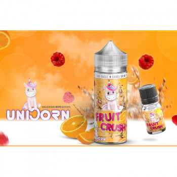 "Unicorn Vape Goods ""Fruit Crush"" 10ml Bottlefill Aroma by BigVape Liquids"