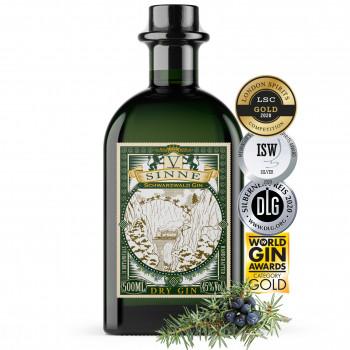 V-SINNE Schwarzwald Dry Gin 45%Vol. 500ml