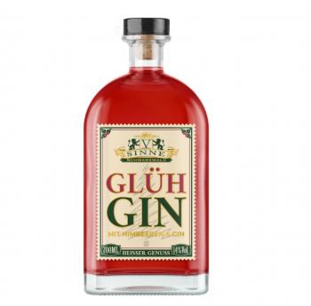 V-SINNE Schwarzwald Glüh-Gin 14% Vol. 500ml