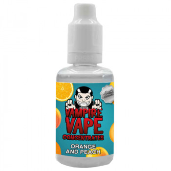 Orange and Peach Aroma 30ml by Vampire Vape