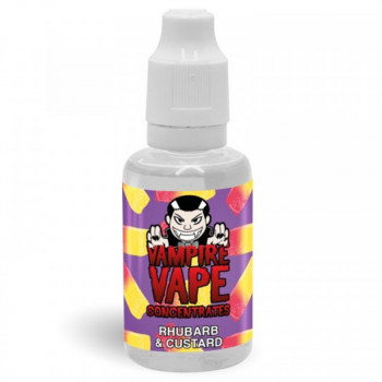 Rhubard and Custard 30ml Aroma by Vampire Vape