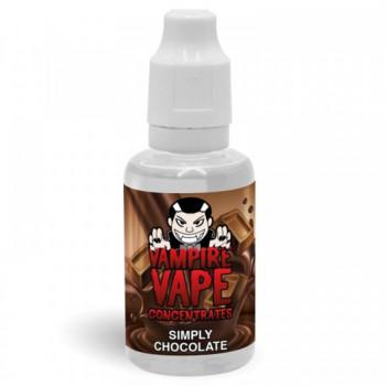 Simply Chocolate 30ml Aroma by Vampire Vape