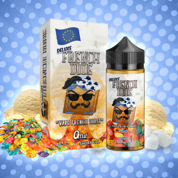 French Dude Deluxe (100ml) Plus e Liquid by Vape Breakfast Classics