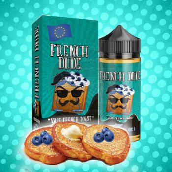 French Dude (100ml) Plus e Liquid by Vape Breakfast Classics