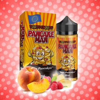 Tooty Frooty Pancake Man (100ml) Plus e Liquid by Vape Breakfast Classics