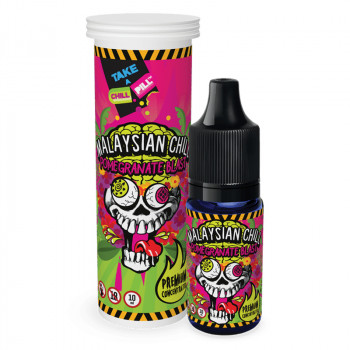 Malaysian Chill-Pomegranate Blast (10ml) Aroma by Vape Chill Pill