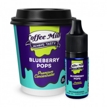 Blueberry Pop's 10ml Aroma by Coffee Mill