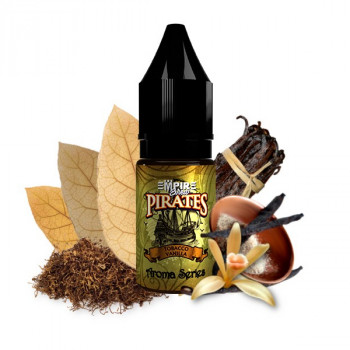 Tobacco Vanilla Pirates Serie 10ml Aroma Vapempire by Empire Brew