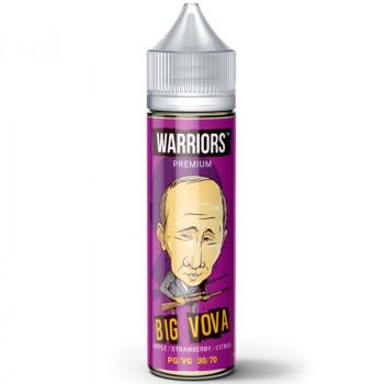Big Vova Warriors Serie (50ml) Plus e Liquid by ProVape Liquids