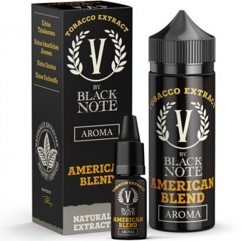 American Blend V 10ml Bottlefill Aroma by Black Note