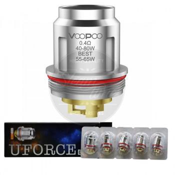 Voopoo UFORCE Coils 5er Pack
