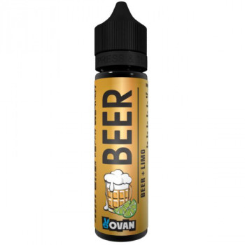 Beer Limo (50ml) Plus e Liquid by VoVan MHD Ware