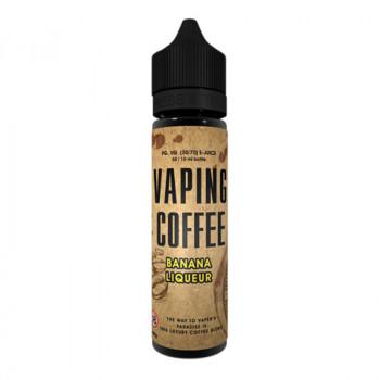 Bananen Liqueur (50ml) Plus Vaping Coffee e Liquid by VoVan