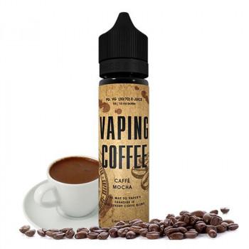 Cafe Mocha (50ml) Plus Vaping Coffee e Liquid by VoVan