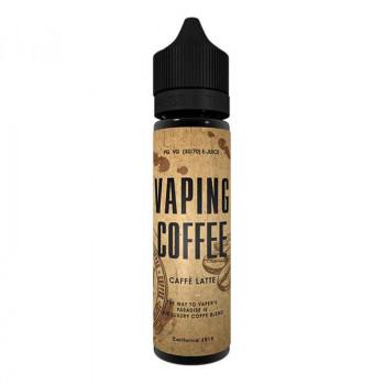 Cafe Latte (50ml) Plus Vaping Coffee e Liquid by VoVan