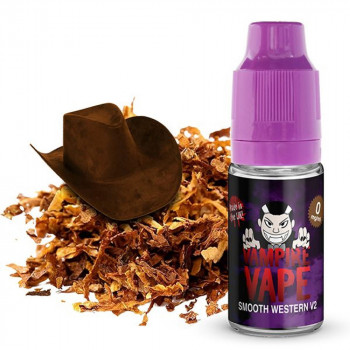 Smooth Western 10ml Liquid by Vampire Vape