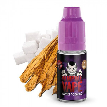 Sweet Tobacco 10ml Liquid by Vampire Vape