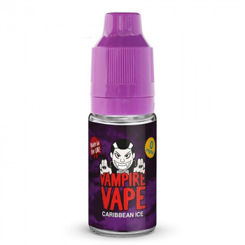 Caribbean Ice 10ml Liquid by Vampire Vape