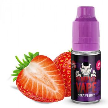 Strawberry 10ml Liquid by Vampire Vape