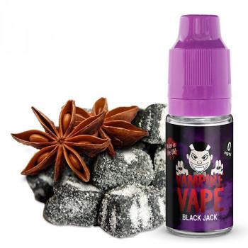 Black Jack 10ml Liquid by Vampire Vape