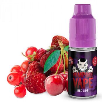 Red Lips 10ml Liquid by Vampire Vape
