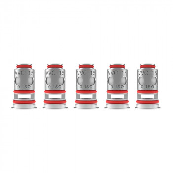 VandyVape VVC Coil-Serie 4er Pack Verdampferköpfe