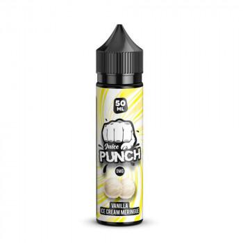 Vanilla Ice Cream Meringue 50ml Shortfill Liquid by Juice Punch