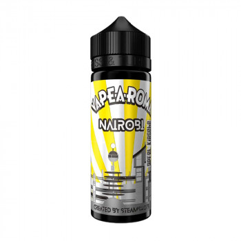 Nairobi Vape-A-Roma 30ml Longfill Aroma by Steamshots