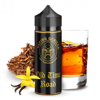 Old Time Road 10ml Longfill Aroma by Vaping Gorilla