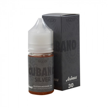 Cubano Silver 30ml Aroma by VGOD