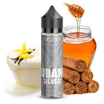 Cubano Silver 20ml Longfill Aroma by VGOD
