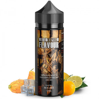 Ch. 4 - Rick Limes 10ml Bottlefill by The Vaping Flavour