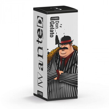 Don Gelato 10ml Wanted Aroma by Culami