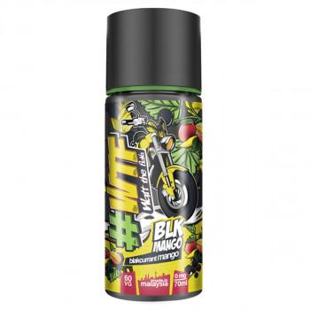 BLK Blackcurrant Mango (70ml) Plus e Liquid by Watt the Flava MHD Ware