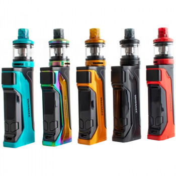 Wismec CB-80 2ml 80W TC Kit inkl. Amor NS Tank