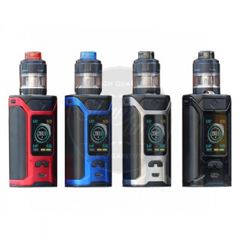 Wismec Sinuous Ravage 230 4ml 200W TC Kit