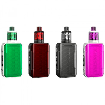 Wismec Sinuous V200 3ml 80W TC Kit inkl. Amor NSE Tank