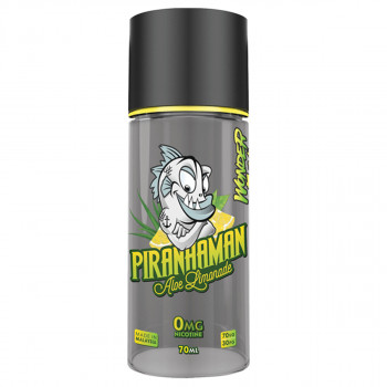 Piranhaman (70ml) Plus e Liquid by Wonder Flava MHD Ware