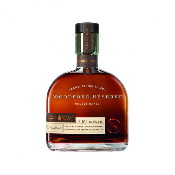 Woodford Reserve Kentucky Straight Double Oaked Whiskey 45,2% Vol 700ml