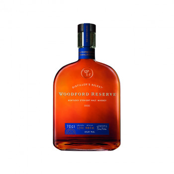Woodford Reserve Kentucky Straight Malt Whiskey 45,2% Vol. 700ml