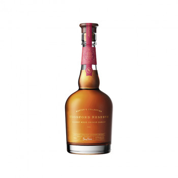 Woodford Reserve Master´s Collection Cherry Wood Smoked Barley Whisky 45,2% Vol. 700ml