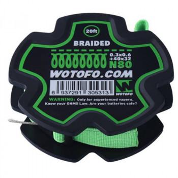Wotofo Braided Wire 20 feet/spool Wickeldraht