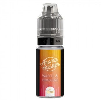 Waffel & Himbeere 10ml Aroma by Aromameister