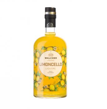 Walcher Limoncello Limonenlikör 25% Vol. 700ml