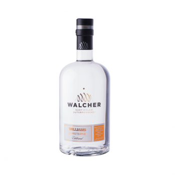 Walcher Williams Christ Birnenbrand 40% Vol. 700ml