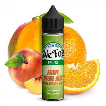 Fruit Bowl Mix - Fruits 15ml Longfill Aroma by WeFog